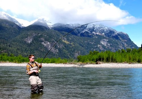 Vancouver Fly Fishing Guide | Vancouver Fishing Trips