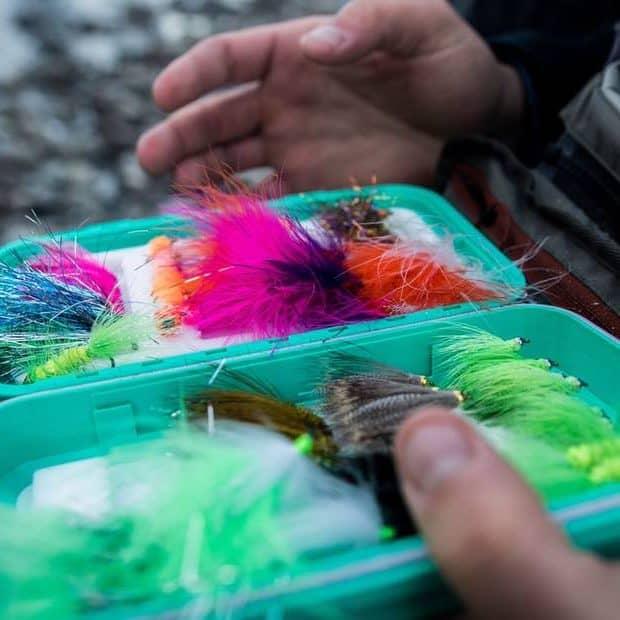 Fly Fishing in Squamish BC