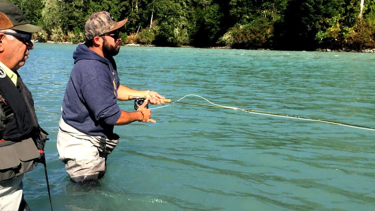 Vancouver fishing report best times for fishing in for Best fishing times