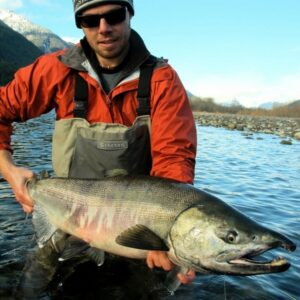 Vancouver Fishing Report On Catching Salmon