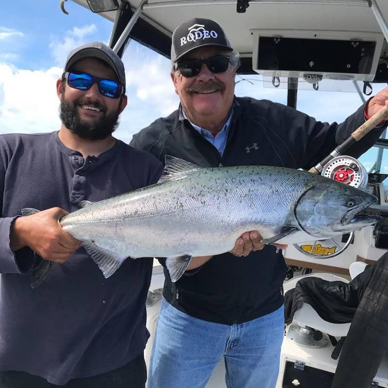 VANCOUVER SALMON FISHING CHARTERS