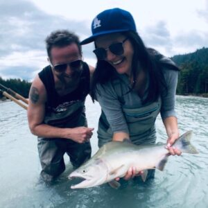 Vancouver summer fishing