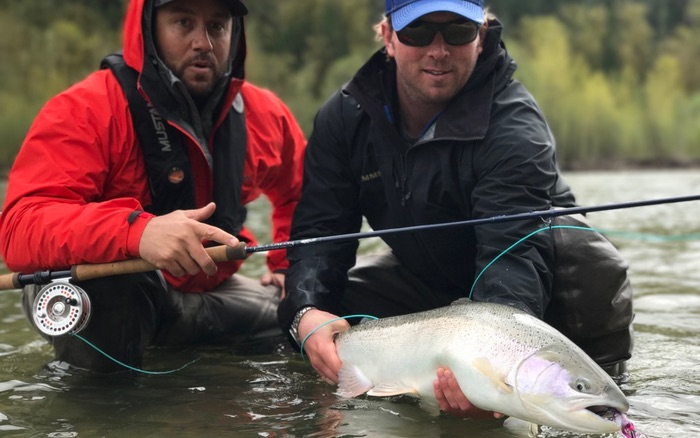 vancouver fly fishing report