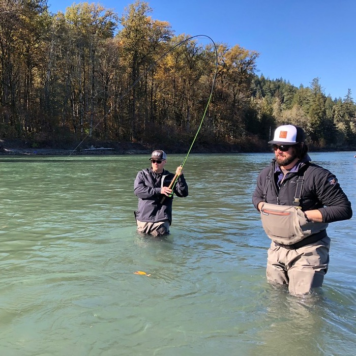 BC fly fishing packages