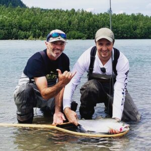 Pink Salmon Fishing Squamish