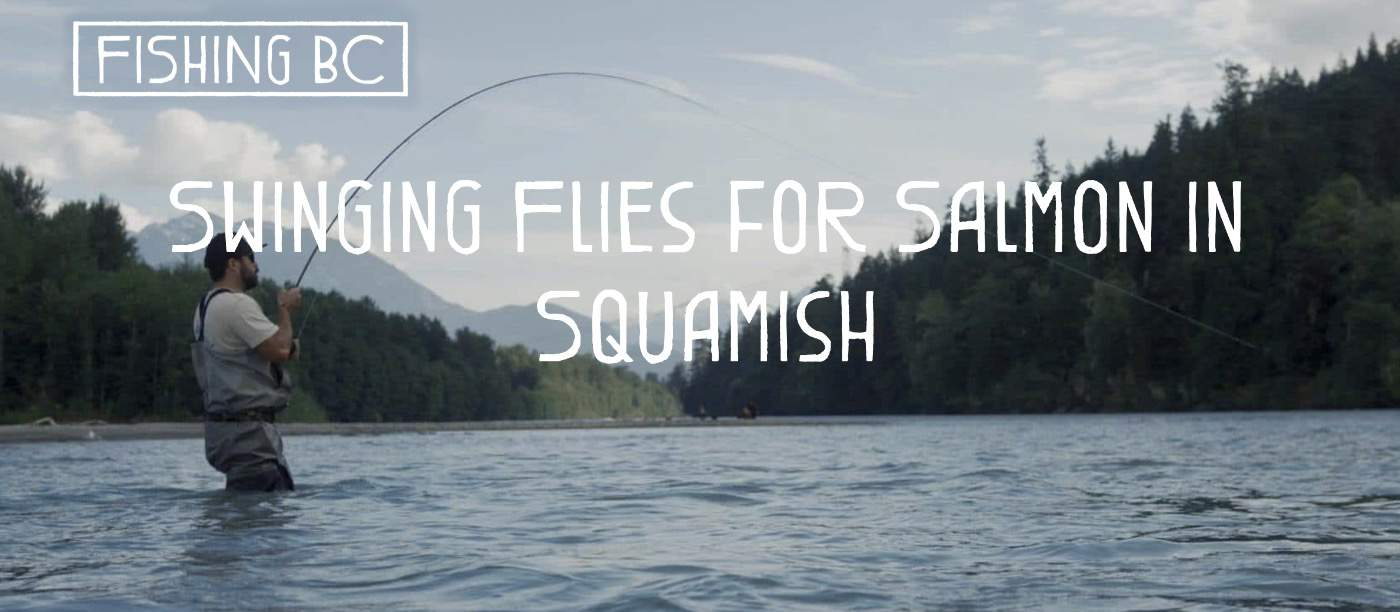 Fishing for Pink Salmon in BC